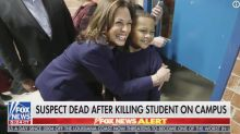 Fox News Mistakenly Shows Sen. Kamala Harris In Alert About Shooting Suspect, Apologizes