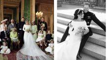 Meghan Markle和哈里王子完婚 當了王妃後原來有這6件事不可以再做了?