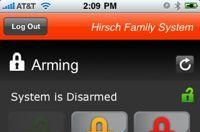 Home security on your iPhone