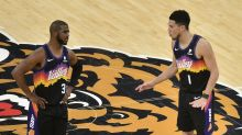 Suns to close strong first half vs. Warriors