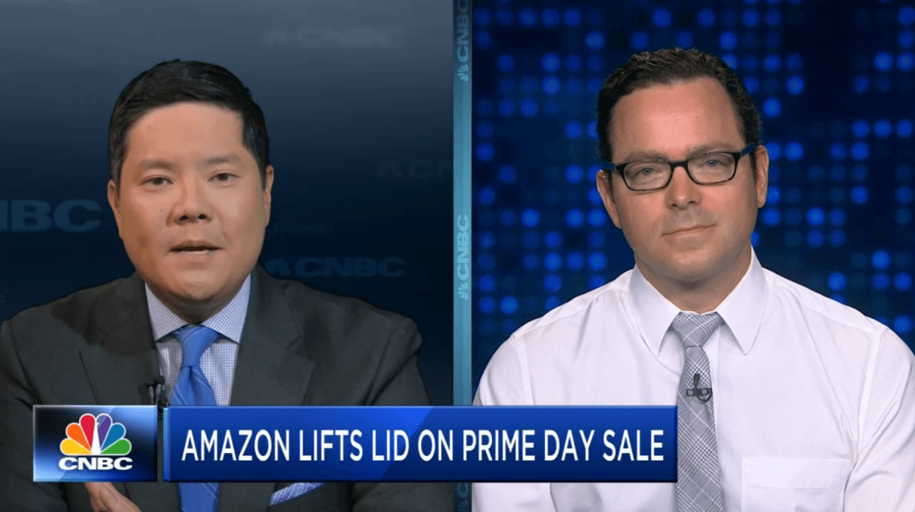 Jeremy Kaplan talks Amazon Prime Day with CNBC live
