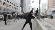 The Latest: Hong Kong protest winds down after clashes