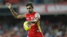 Blues still hope to snare Martin in AFL