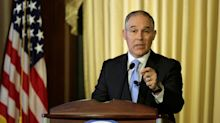 Environmental Protection Agency head Scott Pruitt does not believe CO2 causes global warming