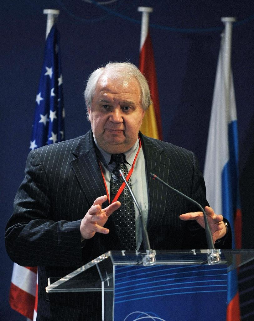 Russian ambassador Sergey Kislyak (AFP Photo/PHILIPPE DESMAZES)