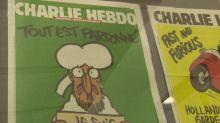 """Le salon de la caricature de Saint-Just-le-Martel rend hommage aux dessinateurs de Charlie Hebdo : """"Ils faisaient partie de notre famille"""""""
