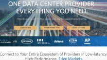 CoreSite's Boston data center reports outage due to fiber damage