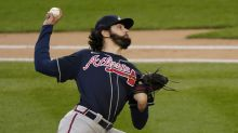 Anderson, Braves slip by slumping Yanks with 4 hits, win 4-1