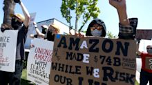 Amazon posted — and then deleted — a job listing for an 'intelligence analyst' to monitor workers' efforts to unionize