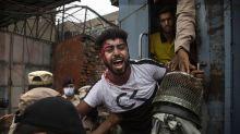 7 suspected rebels, 1 Indian soldier killed in Kashmir