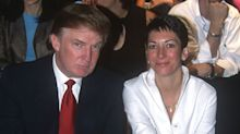 "Donald Trump says he wishes Ghislaine Maxwell ""well"", following her appearance in court"