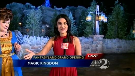 Fantasyland doubles in size