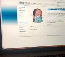 Protective Mask Maker Soars 230% This Week As Coronavirus Spirals