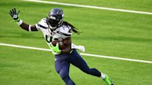 Seahawks re-sign running back Alex Collins, per transactions report