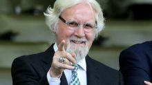 Sir Billy Connolly receives coronavirus jab