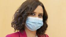 """Ayuso da negativo en coronavirus: """"Mantengo los anticuerpos y no puedo contagiar"""""""