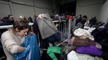 Wegen Kältewelle: River Plate öffnet Stadion für Obdachlose