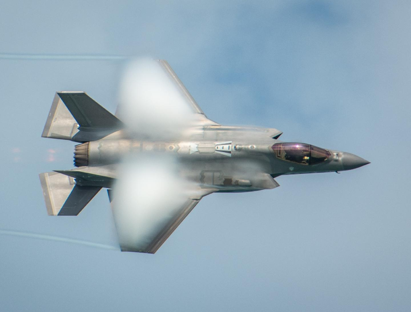 The F-35 Is Getting a New Feature That Could Be a Game Changer