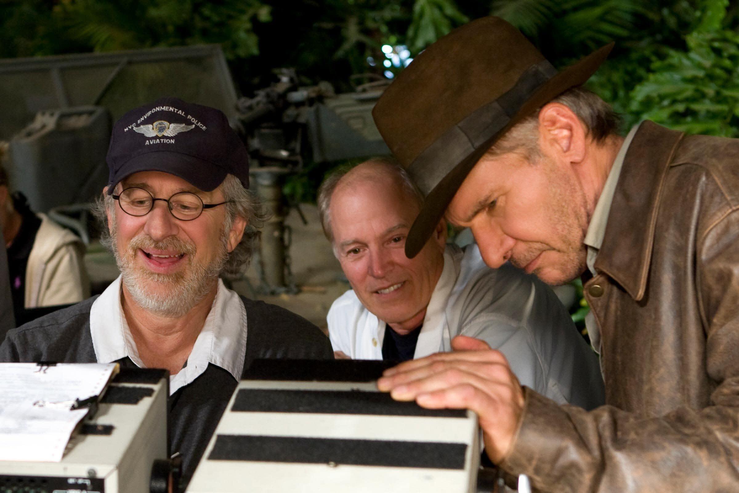 Steven Spielberg won't direct Indiana Jones 5