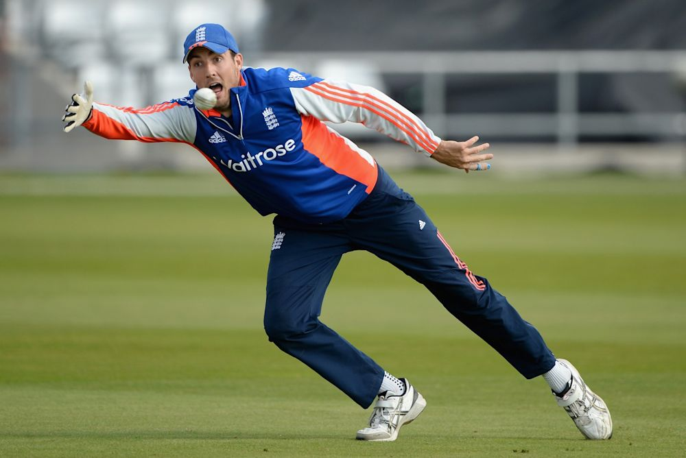 Steven Finn will play against Ireland for England and hope he can make himself undroppable