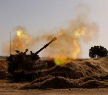 U.S. sends envoy as Israel-Gaza barrages spiral, Hamas commander killed