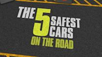 The five safest cars on the road