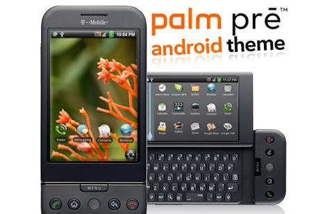 Palm lays the smack down on Pre theme for Android