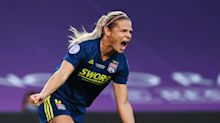 Women's Champions League final: Lyon beats Wolfsburg for fifth straight European title (video)