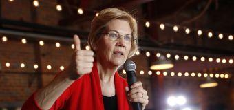 Elizabeth Warren trains her sights on Silicon Valley