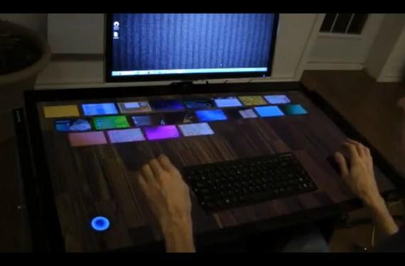 ExoPC's 40-inch multitouch EXOdesk is coming in 2012 for $1,299 (video)