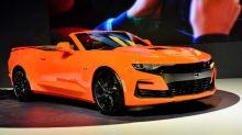 Chevrolet lança Camaro 2019 no Brasil e já provoca rival Mustang
