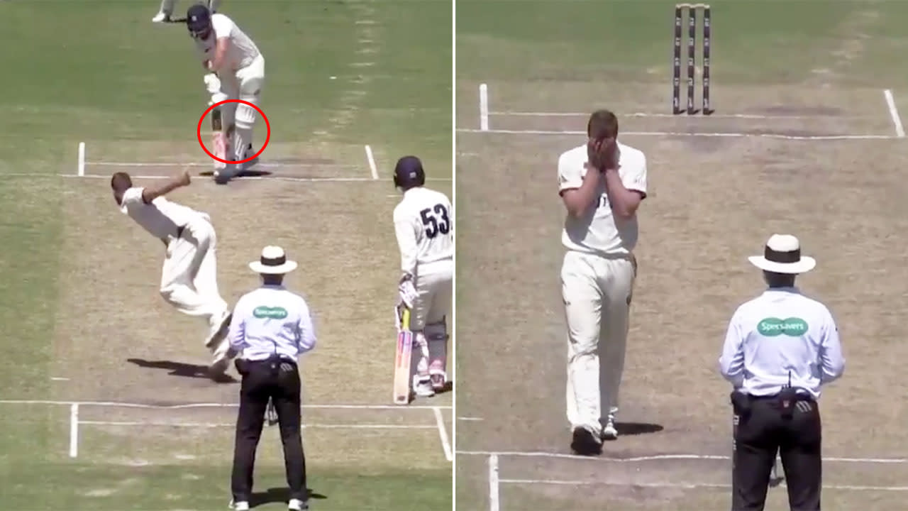 'Disgusted': The baffling moment that's stunned Aussie cricket