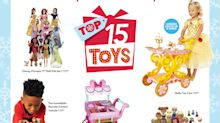 """Disney store and shopDisney Reveal the """"Top 15 Holiday Toys"""" List for the 2018 Holiday Season"""