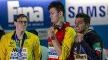 Horton-Sun feud to resume at swim titles