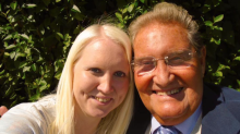 Chuckle Brother Jimmy Patton marries 26-year-old fan