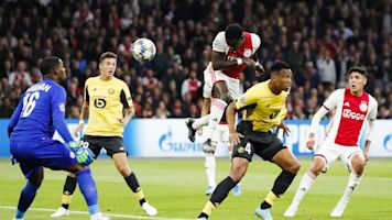 L'Ajax Amsterdam calme le LOSC
