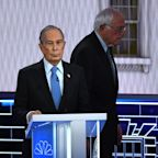 Wednesday's debate turned into an all-out brawl, and Bloomberg took the most punches