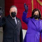 Kamala Harris Gets Joyous White House Escort From Howard University Marching Band