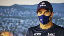 Sergio Pérez, primer piloto de F1 en dar positivo por COVID