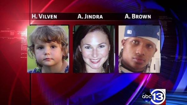 Texas Equusearch joins search for missing trio