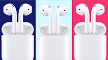A Pre-Black Friday Apple AirPods Deal You'll Want To Listen To