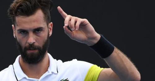 Tennis - ATP - Miami - Benoit Paire : «Un très bon match !»