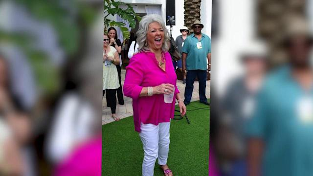 Paula Deen Turns Down 'Dancing With the Stars'