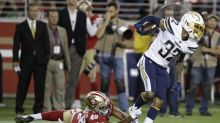 Chargers believe they're set at safety, but eye starting corner in draft