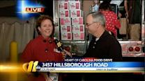 Heart of Carolina Food Drive 7 p.m.