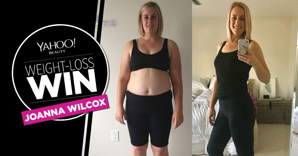 Joanna Wilcox lost 56 pounds. (Photos courtesy of Joanna Wilcox)
