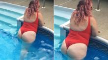 Plus-size Instagrammer shares body-positive post: 'I am my own body goals'
