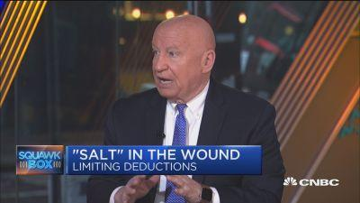 Rep. Kevin Brady makes the case for eliminating SALT deductions