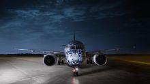 Darum prangt auf diesem Flugzeug ein Schneeleopard