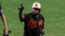Santander hits unique HR, has 3 RBIs as Orioles top Rays 6-3